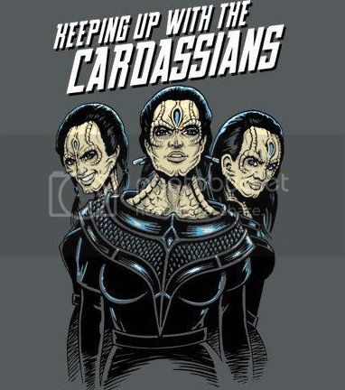 meet the cardassians